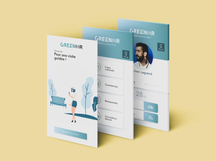 Projet-Hakathon-GreenOr-UX design-Julia Capdebos
